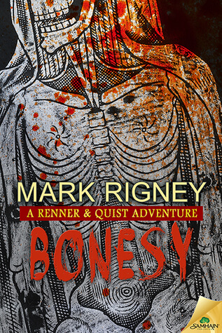 Bonesy: A Renner and Quist Adventure cover