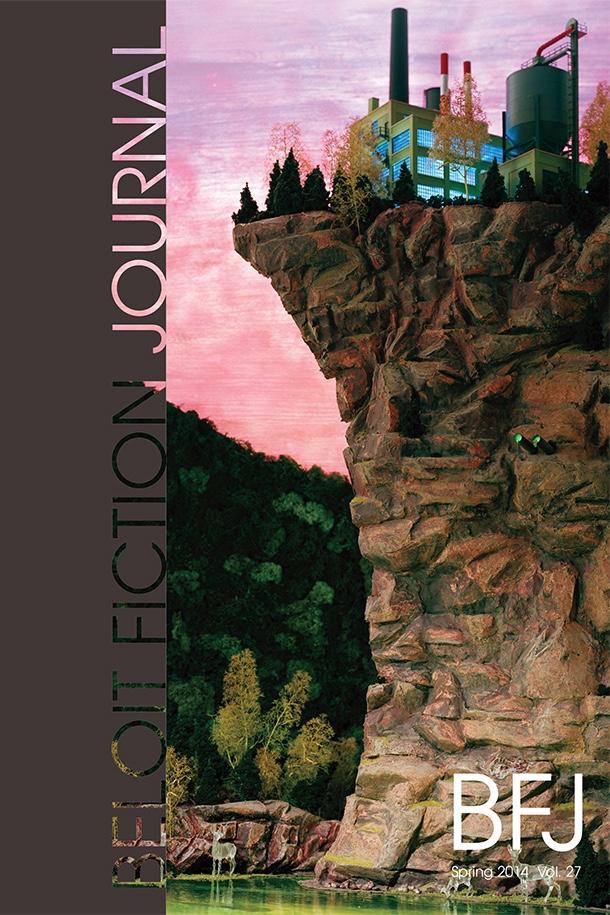 Beloit Fiction Journal cover