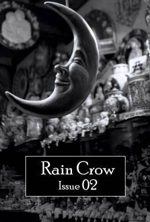 Rain Crow Issue 2 cover