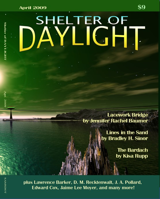 Shelter of Daylight cover
