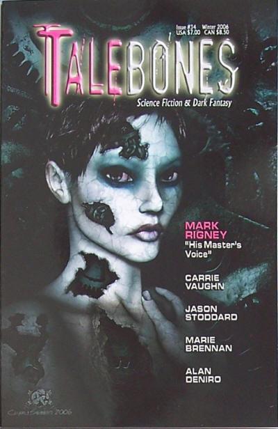 Talebones cover