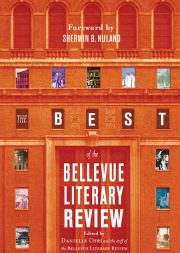 Best of Bellevue Literary Review cover